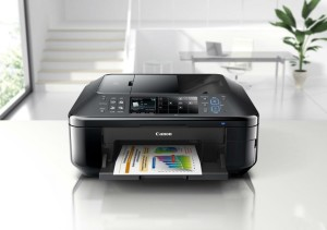 цветной принтер Кэнон