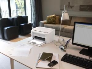 обычный бюджетный принтер
