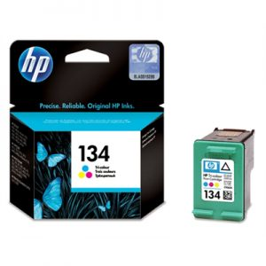 hp 134 color