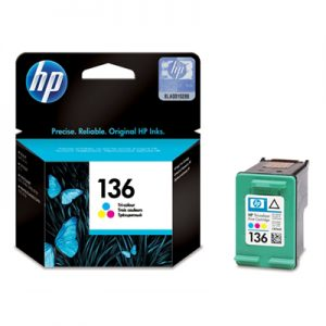 hp 136 color